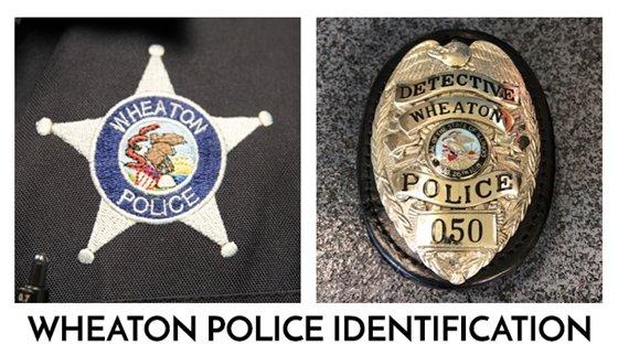 Wheaton Police Proper Identification