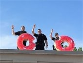 Cop on a Rooftop 3