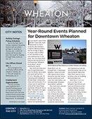 January 2019 City Newsletter