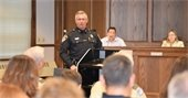 Chief Volpe recognition