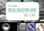Special Collection Event