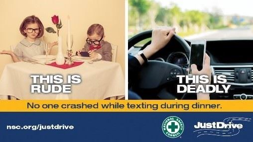 Don&#39t text and drive