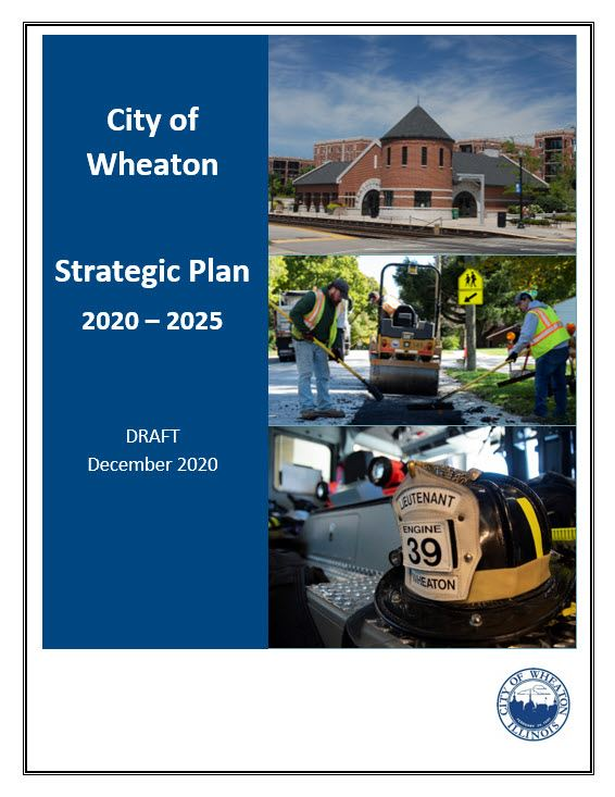 Strategic Plan cover Opens in new window